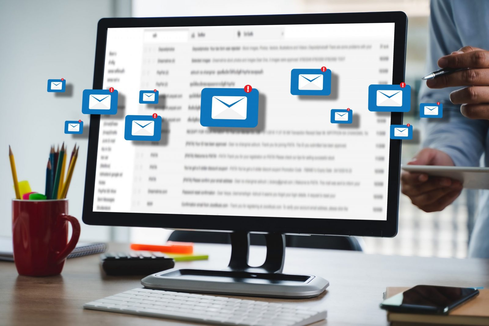 How to Setup Email Marketing for a Small Business Website